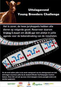 Uitslagavond Young Breeders Challenge